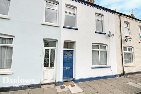 3 bedroom terraced house for sale - Llanmaes Street, Cardiff
