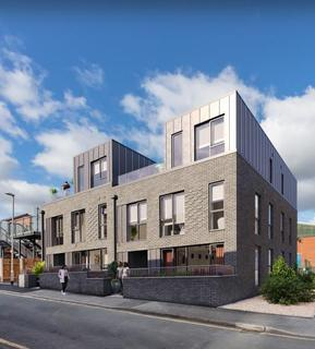 3 bedroom townhouse for sale - G01 COBBLERS YARD, BRUNSWICK ROW, LEEDS, WEST YORKSHIRE, LS2 7PU