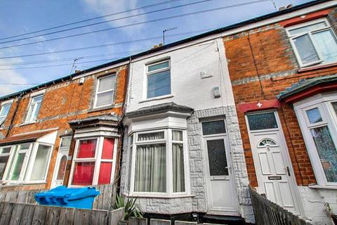 2 bedroom terraced house for sale - Woodbine Villas, Reynoldson Street, Hull, HU5