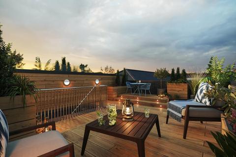 2 bedroom townhouse for sale - G02 COBBLERS YARD, NILE STREET, LEEDS, WEST YORKSHIRE, LS2 7PU