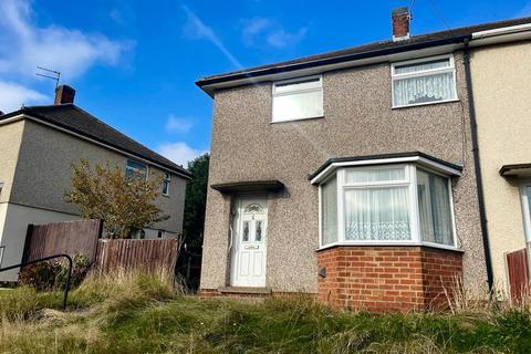 2 bedroom semi-detached house for sale - Hawkshead Avenue, Derby, Derbyshire, DE21