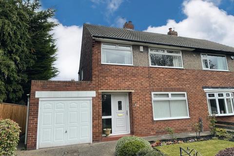 3 bedroom semi-detached house for sale - Crossways, East Boldon
