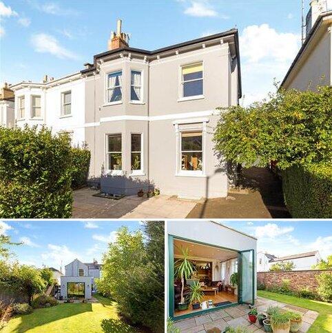 5 bedroom semi-detached house for sale - Hales Road, Cheltenham, Gloucestershire, GL52