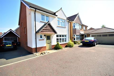 4 bedroom detached house for sale - Holly Wood Way, Blackpool, FY4