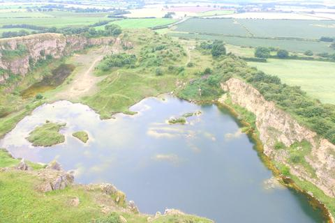Land for sale - Running Water Quarry, Durham