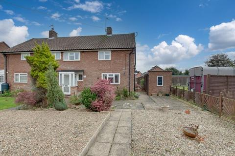 3 bedroom semi-detached house for sale - Lancaster Close, Chedburgh