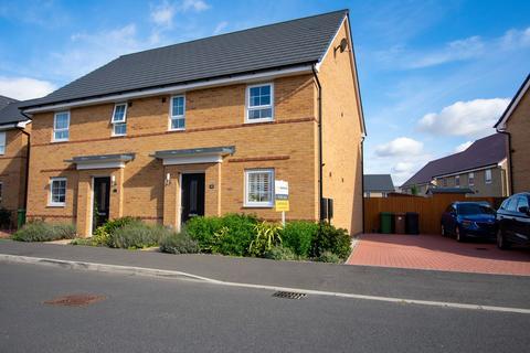 3 bedroom semi-detached house for sale - Lockwood Way, Hampton Water, Peterborough, PE7