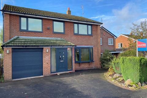 4 bedroom detached house for sale - Conway Grove, Stoke-On-Trent