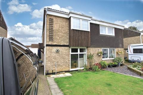3 bedroom semi-detached house for sale - Downland Close, Botley