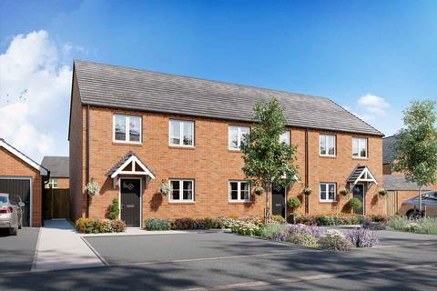 3 bedroom end of terrace house for sale - Plot 222, The Elmslie at Twigworth Green, Tewkesbury Road GL2