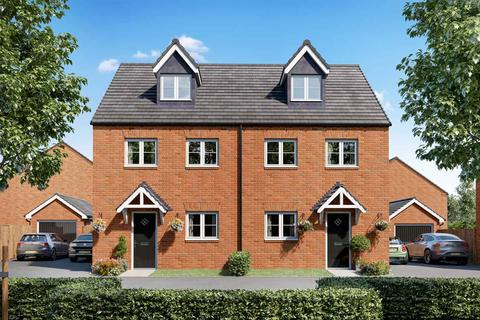 4 bedroom semi-detached house for sale - Plot 216, The Aslin at Twigworth Green, Tewkesbury Road GL2