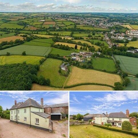 Farm for sale - Fordton Barton, Crediton, Devon, EX17