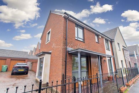 3 bedroom semi-detached house for sale - Bartley Wilson Way, Cardiff