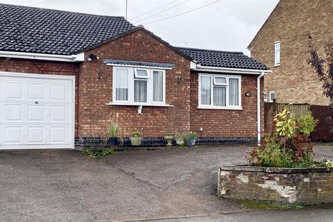 2 bedroom semi-detached bungalow for sale - Heath Lane, Earl Shilton, Leicester