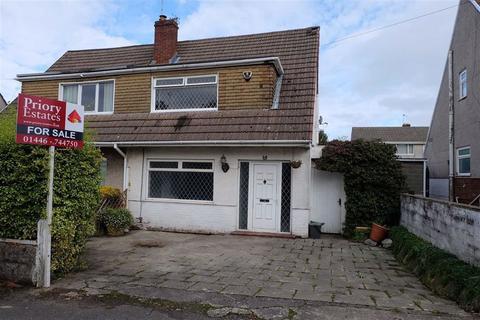 3 bedroom semi-detached house for sale - Herbert Street, Barry, Vale Of Glamorgan