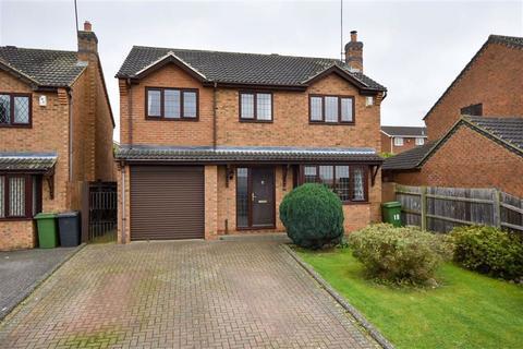 4 bedroom detached house for sale - Denford Way, Wellingborough