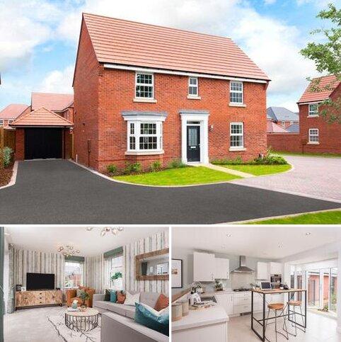 4 bedroom detached house for sale - Layton at Ramblers' Gate Old Derby Road, Ashbourne DE6