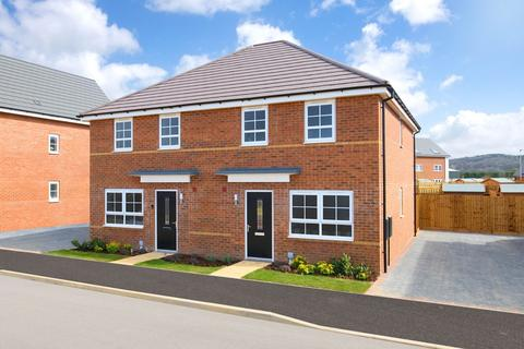 3 bedroom semi-detached house for sale - Maidstone at Woburn Downs Watling Street, Little Brickhill MK17