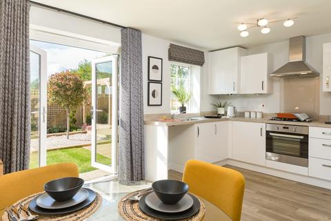 3 bedroom end of terrace house for sale - Ellerton Special at Nerrols Grange Batt Drive, Taunton TA2