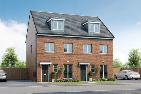 3 bedroom house for sale - Plot 11, The Bamburgh at Aspire, Leeds, Swallow Crescent, Leeds LS12