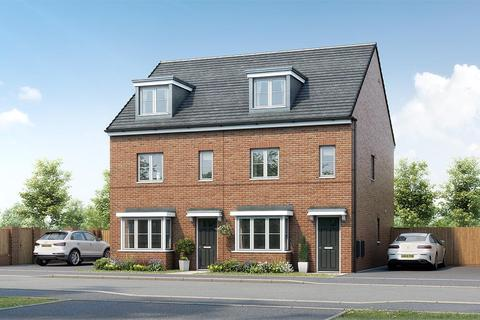 3 bedroom house for sale - Plot 28, The Stratton at Aspire, Leeds, Swallow Crescent, Leeds LS12