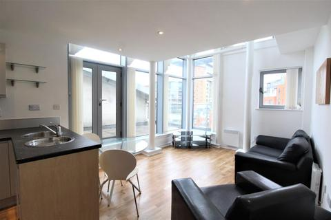 2 bedroom penthouse for sale - FAROE, CITY ISLAND, GOTTS ROAD, LEEDS, LS12 1DF