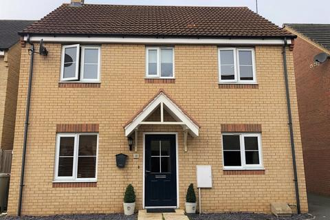 4 bedroom detached house for sale - Racecourse Road, Barleythorpe, Oakham