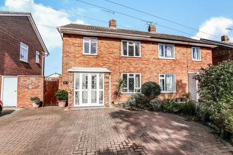 3 bedroom semi-detached house for sale - The Strand, Goring-by-sea, Worthing, BN12 6DW