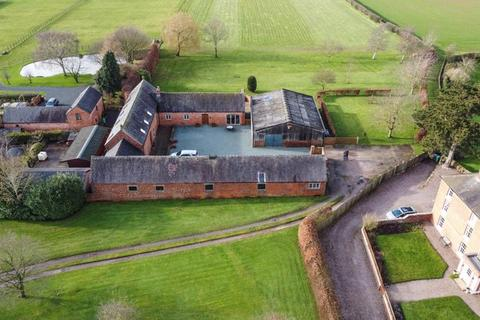 4 bedroom barn conversion for sale - Tunstall, Nr Eccleshall, Stafford
