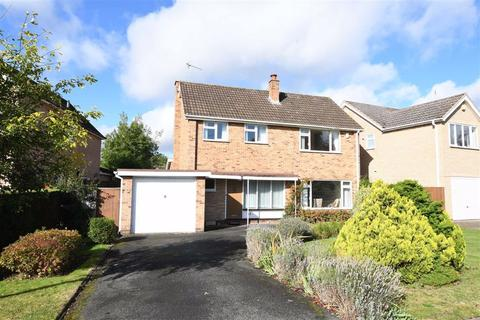 4 bedroom detached house for sale - The Fairways, Leamington Spa