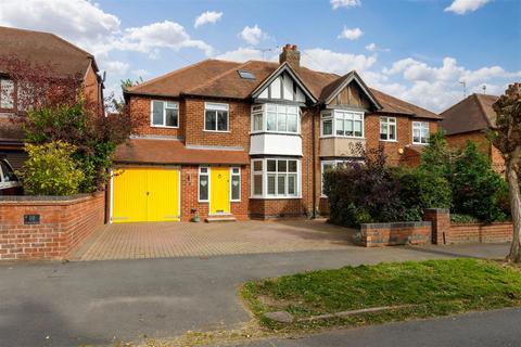 6 bedroom semi-detached house for sale - Acacia Road, Leamington Spa