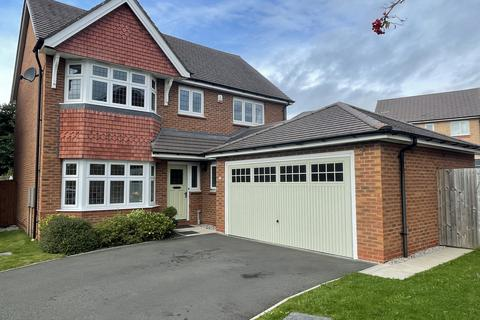 4 bedroom detached house to rent - Friars Way, Liverpool, Merseyside, L14