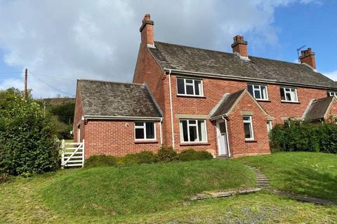 3 bedroom semi-detached house for sale - Tremcelynog, Rhandirmwyn, Llandovery, Carmarthenshire.