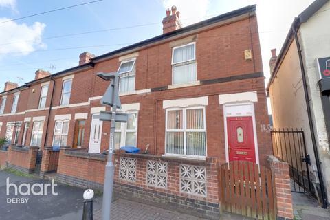 2 bedroom end of terrace house for sale - Violet Street, Derby