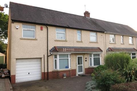 3 bedroom semi-detached house for sale - Nant Fawr Crescent, Cyncoed, Cardiff