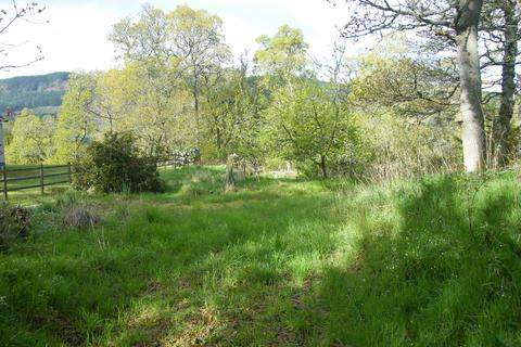 Plot for sale - East Haugh, Pitlochry PH16