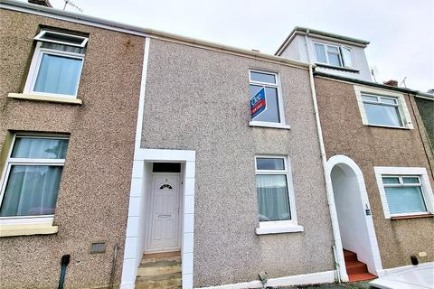 2 bedroom terraced house for sale - Chesshyre Street, Brynmill, Swansea, City And County of Swansea.