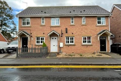 2 bedroom townhouse to rent - South Terrace, Stoke-on-Trent ST4