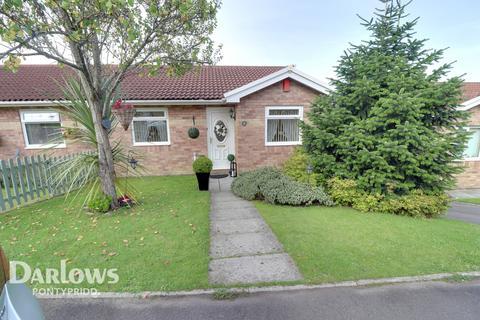 2 bedroom semi-detached bungalow for sale - Ffordd Catraeth, Pontypridd