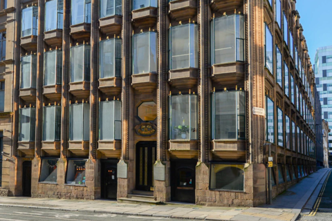 Office to rent - Suite 21 (703 sqft) - Oriel Chambers