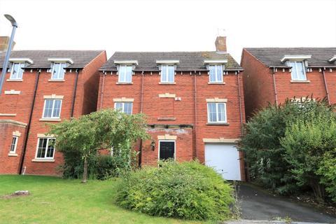 4 bedroom detached house to rent - Holyoake Grove, Leamington Spa, CV31