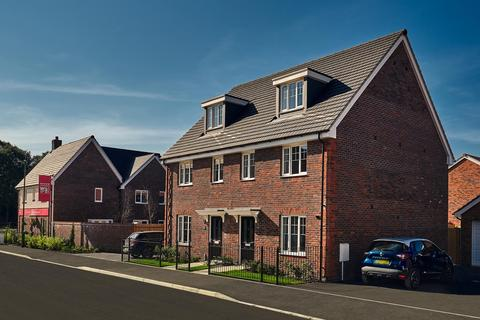 3 bedroom end of terrace house for sale - The Colton - Plot 281 at Forge Wood, Forge Wood, Somerley Drive RH10