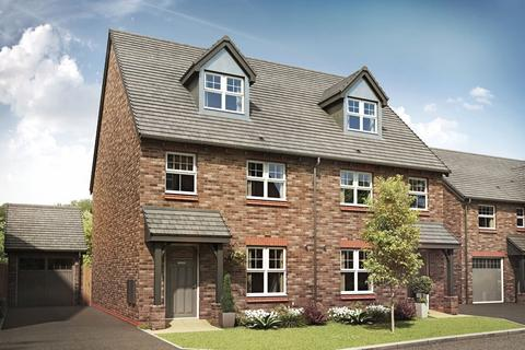 4 bedroom semi-detached house for sale - The Easton - Plot 60 at Heathfield Farm, Heathfield Farm, Dean Row Road SK9