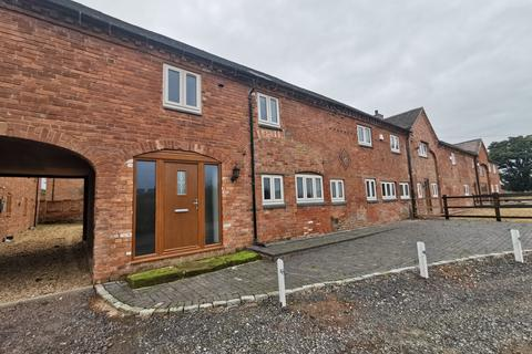 3 bedroom barn conversion to rent - Church Eaton ST20