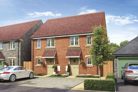 2 bedroom semi-detached house for sale - The Belford - Plot 623 at Lyde Green, Honeysuckle Road, Lyde Green BS16