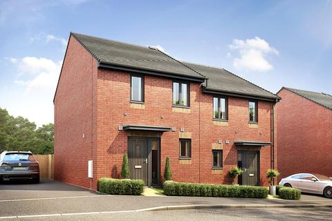2 bedroom terraced house for sale - The Ashenford - Plot 211 at Mayfield Gardens, Cumberland Way, Monkerton EX1