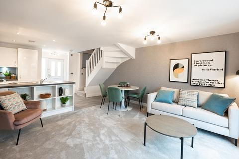 2 bedroom end of terrace house for sale - The Ashenford - Plot 212 at Mayfield Gardens, Cumberland Way, Monkerton EX1