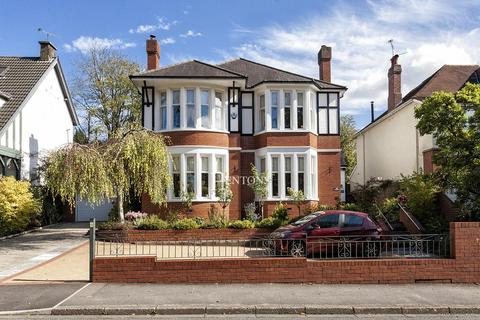 5 bedroom detached house for sale - Lake Road East, Roath Park, Cardiff