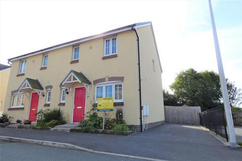 3 bedroom semi-detached house for sale - Castleton Grove, Haverfordwest