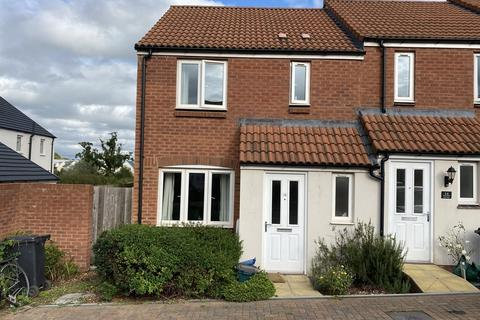 3 bedroom end of terrace house to rent - Morgans Suite